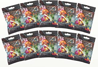 War of Light DC Dice Masters Gravity Feed Boosters - 10-Pack