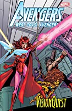 Avengers West Coast: Vision Quest (Avengers West Coast (1985-1994)) (English Edition)