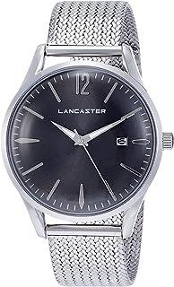 [ランカスターパリ]Lancaster Paris 腕時計 MLP001B/SS/GR MLP001B/SS/GR メンズ 【正規輸入品】