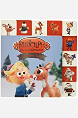 Rudolph the Red-Nosed Reindeer Lift-the-Tab Board book