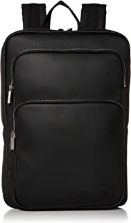 Men's MEN'S SMALL CLASSIC SQUARE BACKPACK Accessory, -black, ONE
