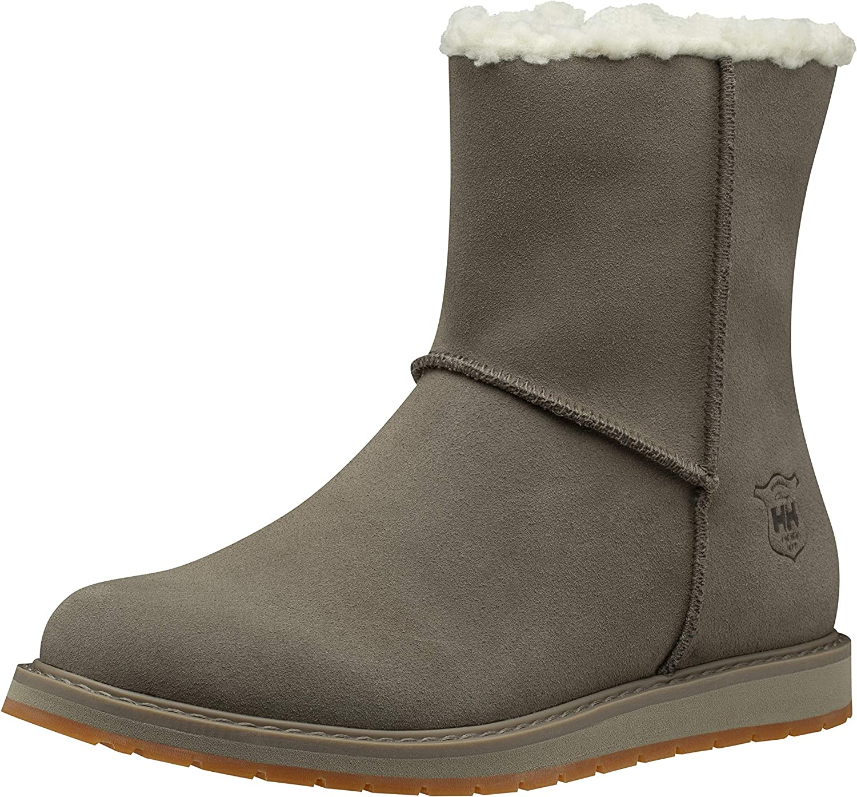 Helly Hansen Womens Annabelle Boot Slip-On Waterproof Leather Winter Boot