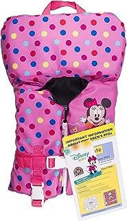 SwimWays Disney Minnie Mouse Infant Life Jacket