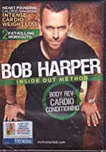 Bob Harper Inside Out Method DVD Body Rev / Cardio Conditioning - 2 Fat-killing Workouts