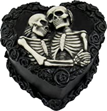DWK – To Have & To Hold – Beautiful Gothic Skeleton Lovers Embracing on..
