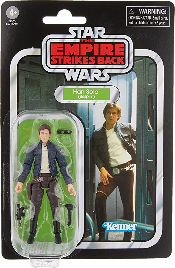 Star Wars Han Solo 3.75 inch Action Figure E9573 for sale online