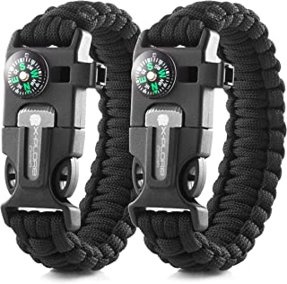 Best emergency paracord bracelet Reviews