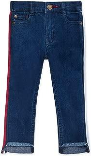 Baby Girls Stretch Denim Jeans