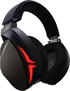 ASUS 90YH00Z1-B8UA00 Asus ROG Strix Fusion 300 7.1 gaming headset delivers immersive gaming audio and is compatible with PC, PS4, Xbox One and mobile devices - 90YH00Z1-B8UA00