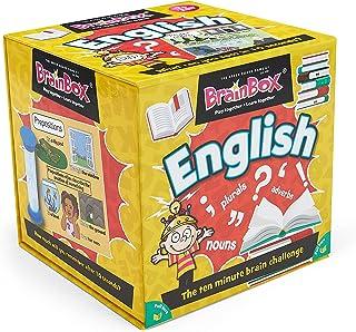 The Green Board Game Co G0990045 Brainbox English