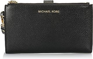 محفظة هاتف ذكي للنساء من مايكل كورس،لون اسود - 34F9GAFW4L
