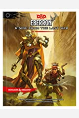 Dungeons & Dragons Eberron: Rising from the Last War Hardcover