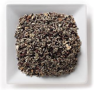 Sponsored Ad - Mahamosa Raspberry Lavender Tea 4 oz - Loose Leaf Herbal Herb Tea Blend (with raspberry leaves, lavender le...