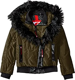 Girls' Big Outerwear Jacket (More Styles Available)