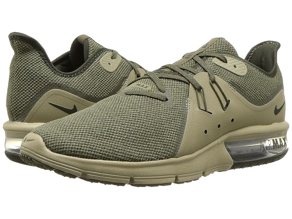 Nike Air Max Sequent 3 (Neutral Olive/Sequoia/Medium Olive) Men