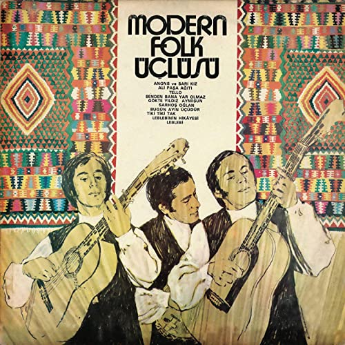 Gokte Yildiz Ay Misun By Modern Folk Uclusu On Amazon Music
