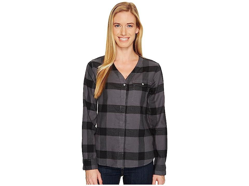 Mountain Hardwear Pt. Isabel Long Sleeve Shirt (Graphite) Women
