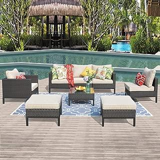 white outdoor patio furniture
