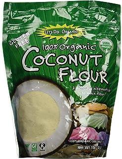 Let's Do Organic, Coconut Flour, 16 oz