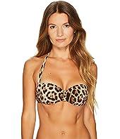 Dolce & Gabbana - Cheetah Bikini Top
