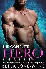 The Complete HERO Series (Billionaire Salvation) Kindle Edition