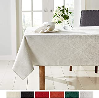 Best white tablecloth christmas Reviews