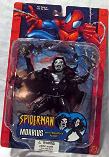 Spider-Man Morbius with Fang Action Action Figure