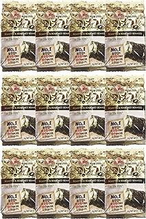 Kim Nori Gold Kim Roasted Seasoned Seaweed Snacks 4g ( 0.14 oz ) (12 Pack)