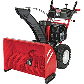 Troy-Bilt Storm 3090 357cc Electric Start 30-Inch Two-Stage Gas Snow Thrower