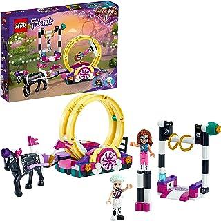 LEGO 41686 Friends Magical Acrobatics Gymnastics Fairground Set, Amusement Theme Park Toy for Kids 6+ Years Old, New 2021