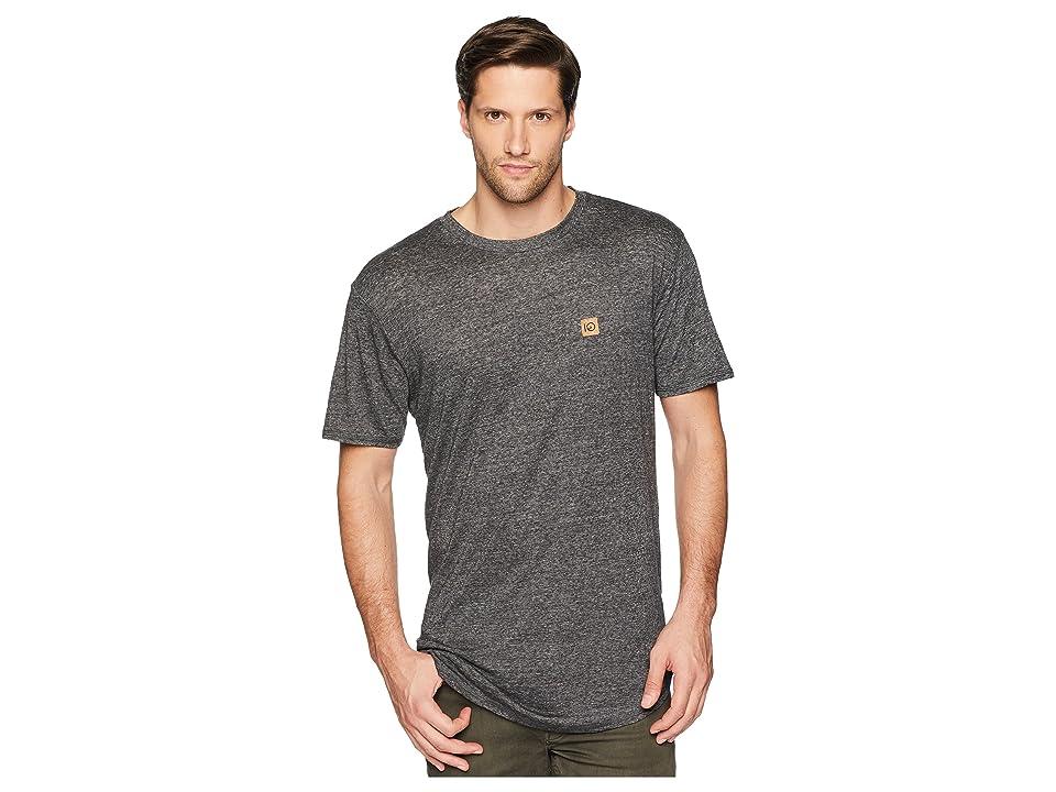 tentree Drifter T-Shirt (Phantom Fleck) Men