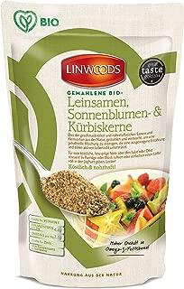 Linwoods - Organic Milled Organic Flaxseed, Sunflower & Pumpkin Seeds - 200g