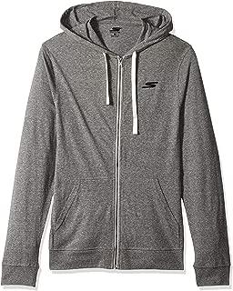 Skechers Men's Recreation Full Zip Hooded Sweatshirt