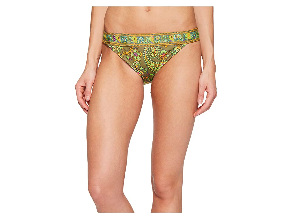 Polo Ralph Lauren Choppa Paisley Banded Hipster (Olive) Women