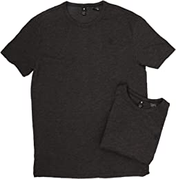 2-Pack Base Crew Neck Short Sleeve Tee in Jisoe Jersey