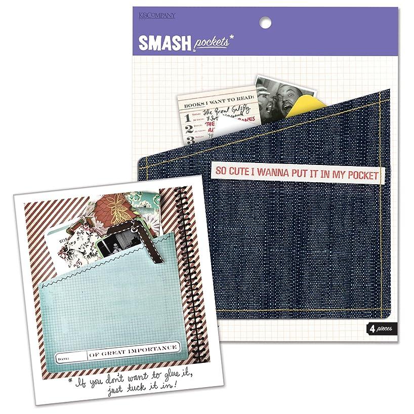 K&CompanySmash Folder Pockets
