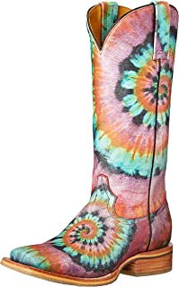 Tin Haul Shoes Women's Groovy Work Boot