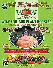 Wallace Organic Wonder, Starter Pack and Soil And Plant Booster (Soil And Plant Booster)