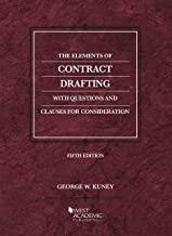 The Elements of Contract Drafting (Coursebook)