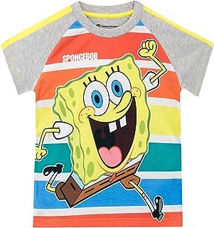 SPONGEBOB Bambini Bambine a maniche lunghe con cappuccio Tops T-shirt Bambini Sottile Felpe Con Cappuccio Vestiti