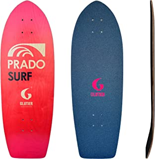 Glutier Surfskate Deck Surf Skate Skateboard Prado...