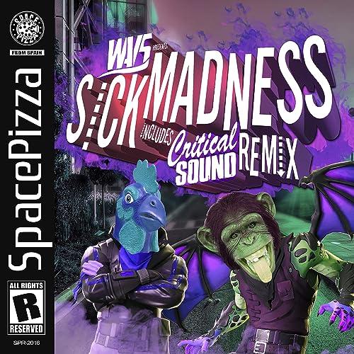 Sick Madness (Critical Sound Remix) de The Wavs en Amazon ...