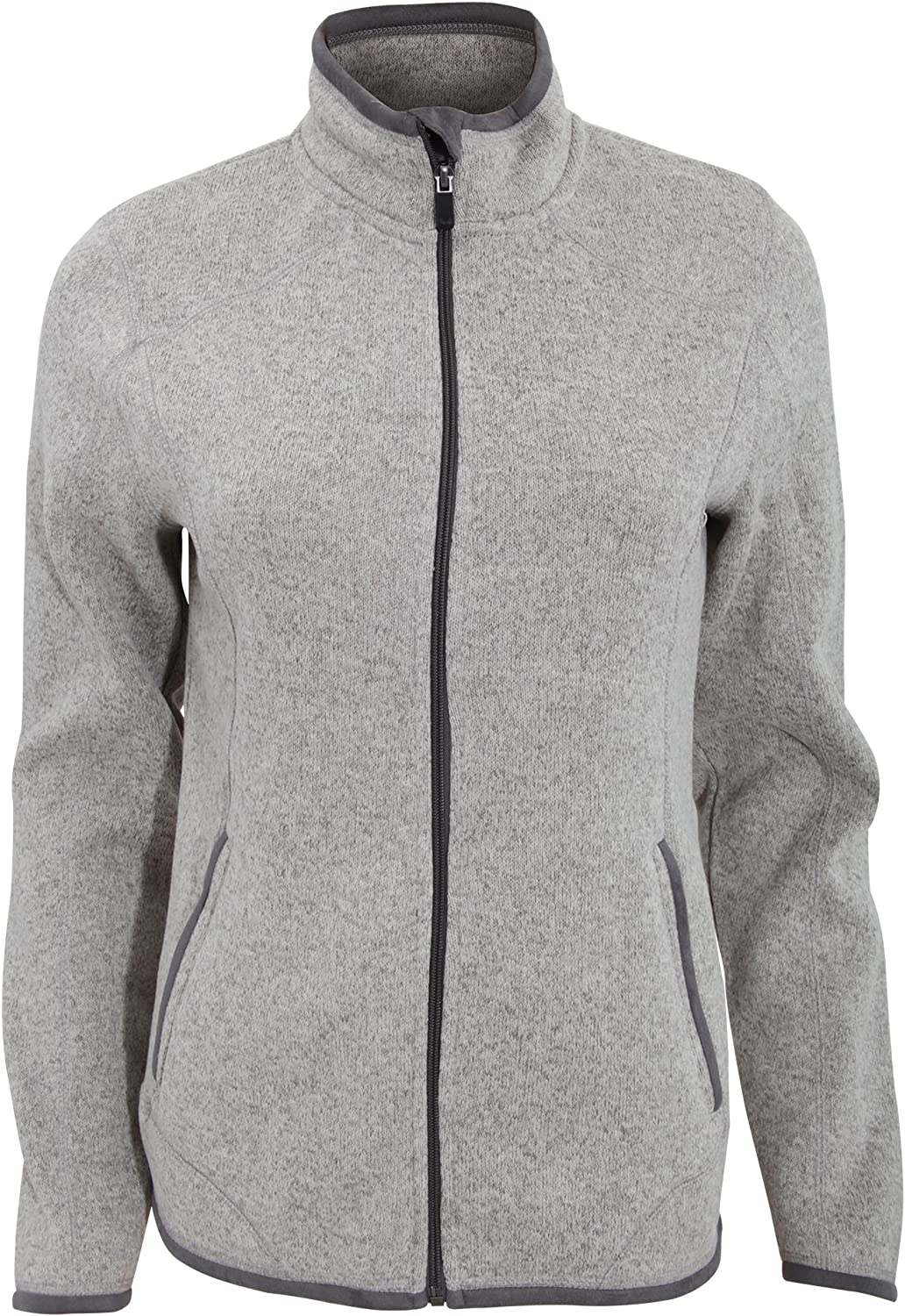Tee Jays Womens Ladies Full Zip Aspen Jacket