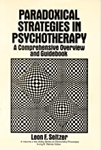 Best paradoxical strategies in psychotherapy Reviews