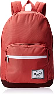 Herschel Pop Quiz Backpack, Mineral Red/Plum, One Size