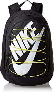 Nike Mens Backpack, Black/Yellow/White - Ba5883-014