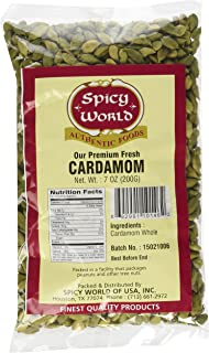 dried cardamom pods
