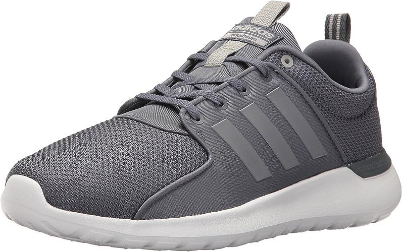 Adidas Men's Cloudfoam lite Racer Running chaussures, Clear Onix, 10.5 D-Medium