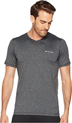 Tech Trail V-Neck Shirt