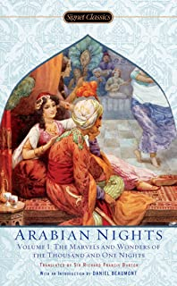 The Arabian Nights Vol.1: The Marvels and Wonders of the Thousand and One Nights